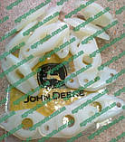Сегмент Z93077 ножа жатки (11 teeth) Cutterbar Section John Deere купить сегменты Z93078 (14teeth), фото 7