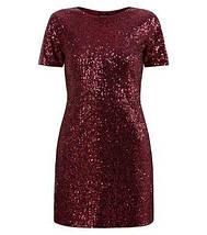 Новое платье в пайетки прямого кроя New Look, фото 3