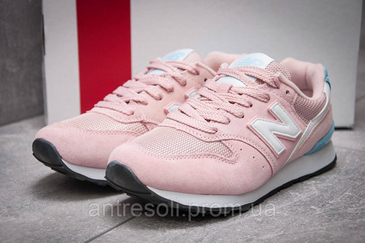 Кроссовки женские New Balance 996, розовые (12526), р. 37 - 41