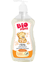 Гель для мытья детской посуды BIO Няня Ромашка 500мл
