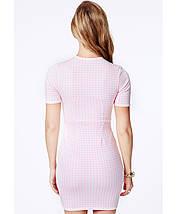Новое облегающее платье в клеточку Missguided, фото 2