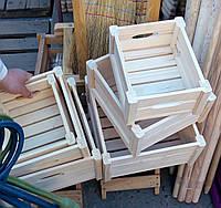 Набор деревянных ящиков., фото 1