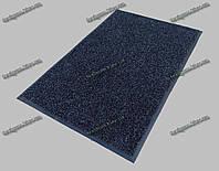 Ковер грязезащитный Кристалл 88х120см темно-серый