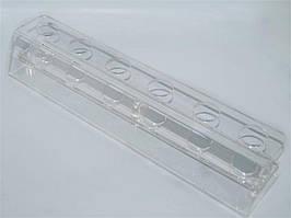 Подставка для расчесок прозрачная