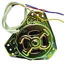 Двигатель, мотор отжима 70W, 0.84A, для стиральной машины полуавтомат Saturn (Сатурн) YYG-70 (медная обмотка), фото 5