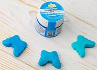 Пастообразный пищевой краситель Нежно-голубой