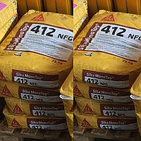 Sika® MonoTop®-412NFG - Ремонтний розчин для структурного ремонту з інгібітором корозії, 25 кг