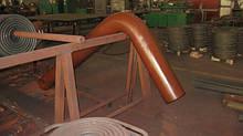 Промислове обладнання, деталі трубопроводів