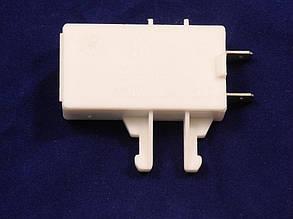 Герконовый датчик для холодильника Атлант белый квадрат (КМ-4,8), фото 2