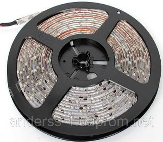 Світлодіодна стрічка Теплий-білий 5М 4.8 W