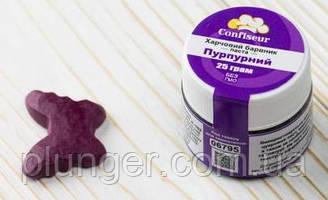 Пастоподібний харчовий барник Пурпурний