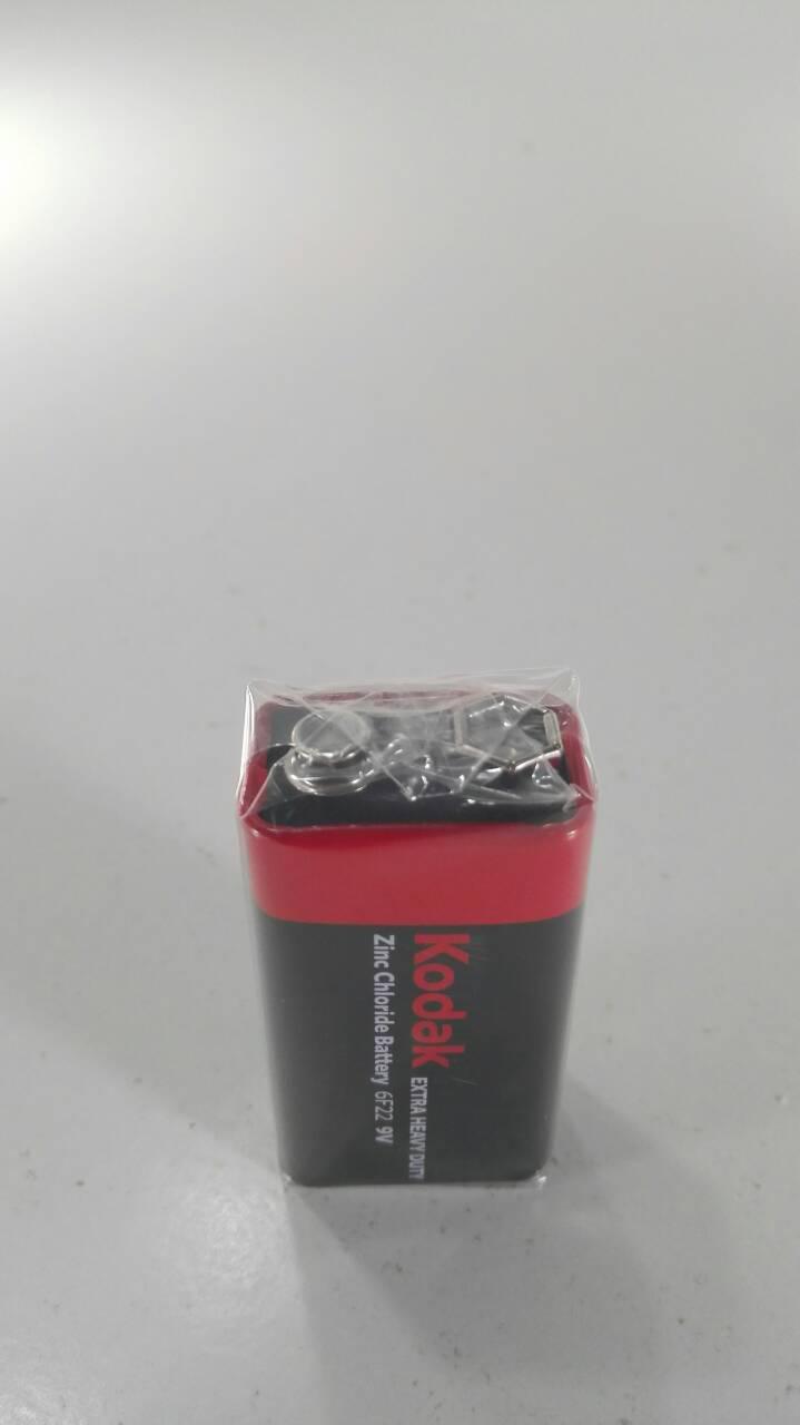 Батарейка Kodak 9V (крона) (10 шт)