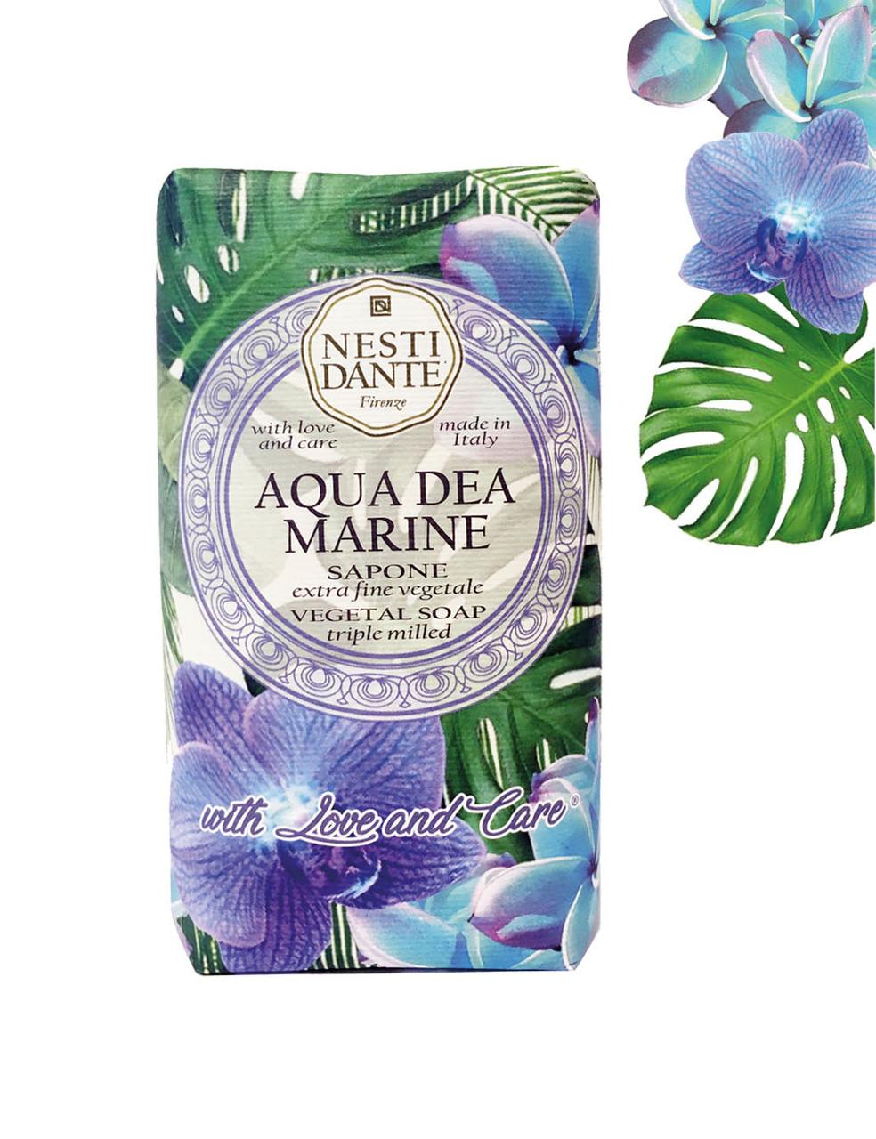 Nesti Dante Aqua Dea Marine Мило Несті Данте Богиня морів 250гр