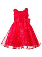 Нарядное детское  платье для праздника, утренника, фото 1