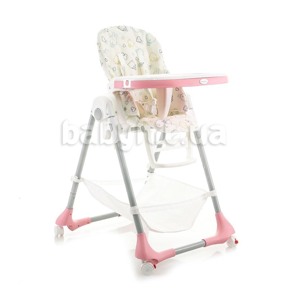 Стільчик для годування   Babyhit Triumph Pink.