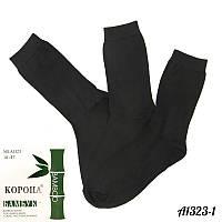 Носки мужские с бамбуковым волокном Корона A1323-1 (12 ед. в упаковке)