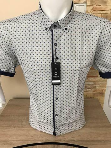 Рубашка короткий рукав Fiorenzo, фото 2