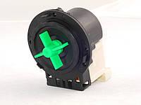 Насос сливной, крепление на 3 винтах, выход сзади под фишку (34W) (PLASET)