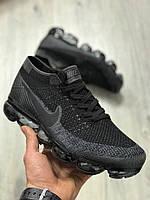 Мужские кроссовки Nike Air Vapor Max -Топ качество - Текстильная сетка,размеры:41-45 Вьетнам Лето,весна, фото 1