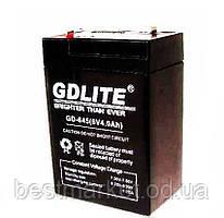 Акумулятор Батарея GDLITE GD - 645 6V 4A