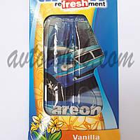 Ароматизатор воздуха гель Areon Liquid Vanilla