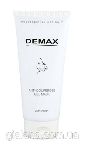 "Гель-маска ""Антикупероз"" / Demax Anti-Couperose Gel Mask"
