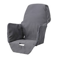 LANGUR, вкладыш в детское кресло для кормления, серый