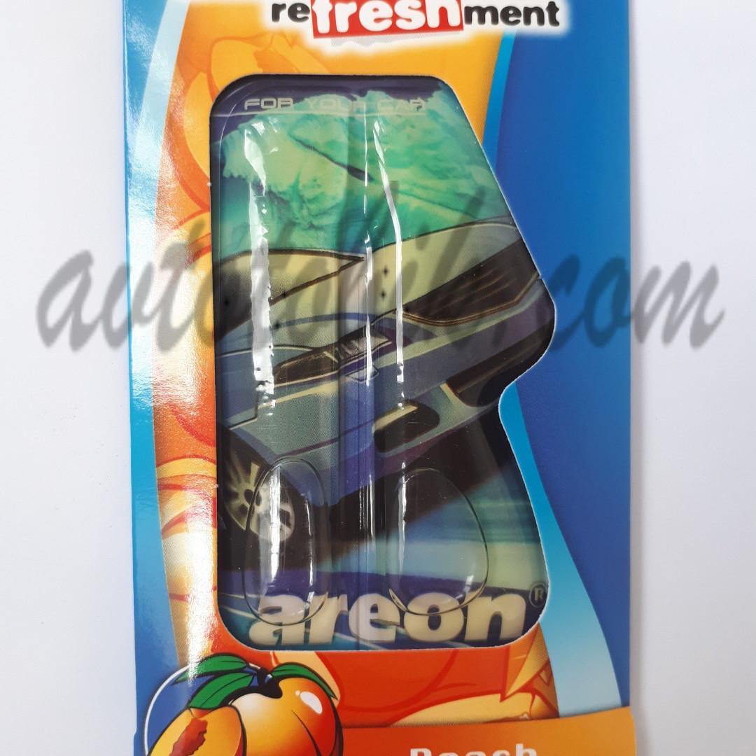 Ароматизатор воздуха гель Areon Liquid Peach, фото 1