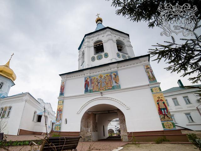 Молченский монастырь