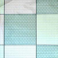 Клеенка ПВХ в рулоне Stenson MA-1828, на нетканой основе, 1.37*25 м, Клеенка столовая в рулонах, Клеенка пвх