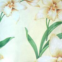 Клеенка ПВХ в рулоне Stenson MA-1845, на нетканой основе, 1.37*25 м, Клеенка столовая в рулонах, Клеенка пв