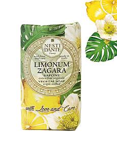 Nesti Dante Limonum Zagara Парфюмированное Мыло Цветы цитрусов 250гр