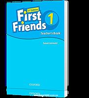 Книга для учителя First Friends 1 второе издание, Susan Iannuzzi   Oxford