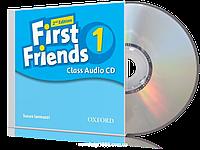 Аудио-диск First Friends 1 второе издание, Susan Iannuzzi   Oxford