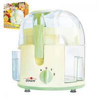Соковыжималка электрическая Stenson ME-0461 пластик, 250W, соковыжималка, бытовая техника, техника в кухню, соковыжималки для цитрусовых