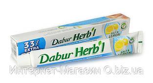 Зубная Паста Отбеливающая Соль с Лимоном DABUR