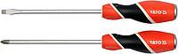 Набор ударных отверток 2шт, YATO YT-25998