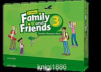 Наглядные пособия Family and Friends 3 второе издание | Oxford