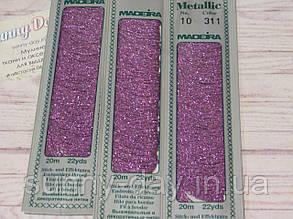 Madeira Metallic Perle №10 , цвет 311