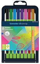 Набор лайнеров Schneider Line-Up 8 цветов S191098