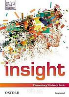 Учебник insight Elementary, Jayne Wildman | Oxford