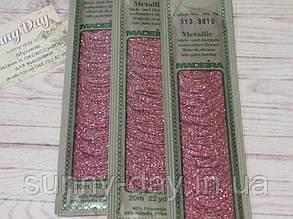 Madeira Metallic Perle №10 , цвет 313