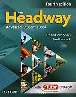 Учебник с онлайн дополнением New Headway Advanced C1, Liz Soars | OXFORD