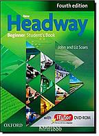 Учебник с онлайн дополнением New Headway Beginner A1, Na | OXFORD