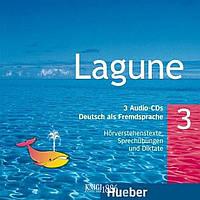 Аудио-диск «Lagune», уровень 3, Hartmut Aufderstrasse, Thomas Storz, Jutta Muller | Hueber