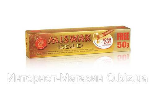 Зубная Паста с Мисваком Miswak Gold Dabur