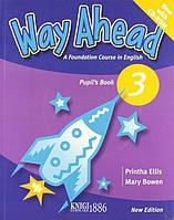 Учебник «Way Ahead», уровень 3, Mary Bowen,Printha Ellis | Macmillan