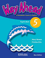 Учебник «Way Ahead», уровень 5, Mary Bowen,Printha Ellis | Macmillan