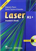 Учебник «Laser» третье издание, уровень (A1+) Beginner-Elementary, Malcolm Mann and Steve Taylore-Knowles | Macmillan