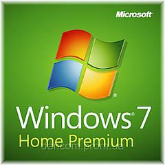 Microsoft Windows 7 Home Premium, 32-bit, RU, OEM (GFC-00642) розкритий